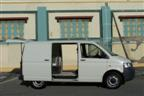 Volkswagen Transporter road test (copyright image)