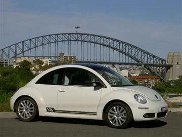 Volkswagen Beetle 10th Anniversary Edition (copyright image) 