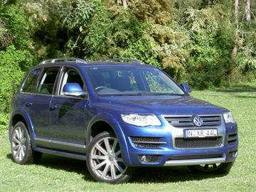 volkswagen touareg r50 road test next car pty ltd 30th. Black Bedroom Furniture Sets. Home Design Ideas