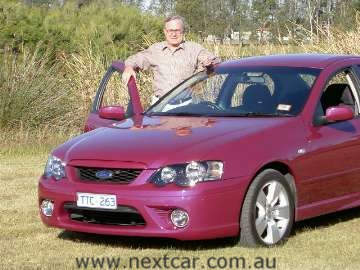 Ford Falcon (BF series) road test
