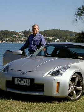 The Editor road testing a 