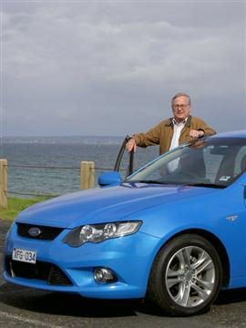 Ford Falcon XR6 - FG series 