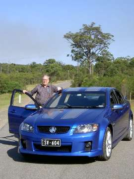 Holden Commodore SV6 (VE sreies) 