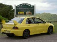 Mitsubishi Lancer Evolution IX 