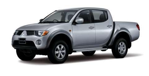 Mitsubishi Triton 2006